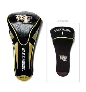 Wake Forest University Demon Deacons Golf Apex Headcover