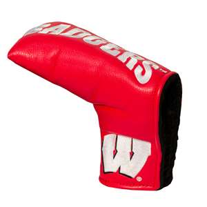 University of Wisconsin Badgers Golf Tour Blade Putter Cover 23950