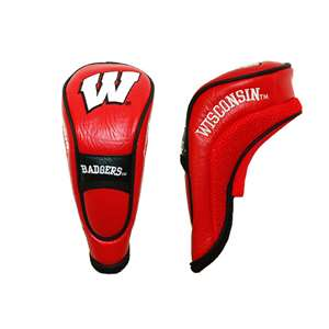University of Wisconsin Badgers Golf Hybrid Headcover