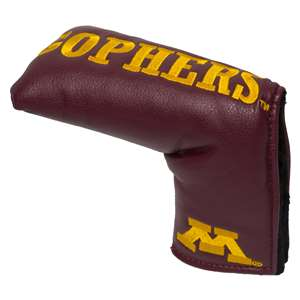 University of Minnesota Golden Gophers Golf Tour Blade Putter Cover 24350
