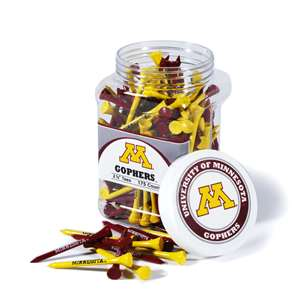 University of Minnesota Golden Gophers Golf 175 Tee Jar 24351