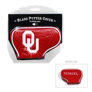 University of Oklahoma Sooners Golf Blade Putter Cover