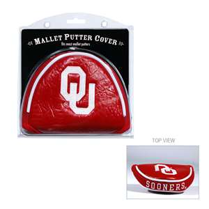 University of Oklahoma Sooners Golf Mallet Putter Cover