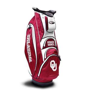 OKLAHOMA (UNIVERSITY OF) Sooners Golf VICTORY CART BAG