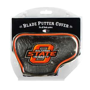 Oklahoma State University Cowboys Golf Blade Putter Cover