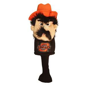 Oklahoma State University Cowboys Golf Mascot Headcover