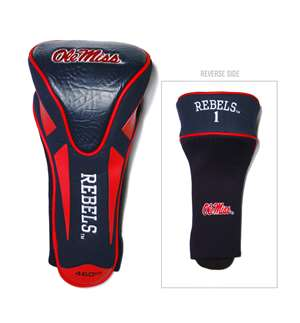 University of Mississippi Ole Miss Rebels Golf Apex Headcover 24768