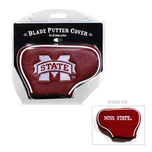 Mississippi State University Bulldogs Golf Blade Putter Cover