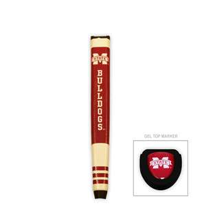 Mississippi State University Bulldogs Golf Putter Grip