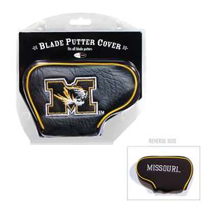 University of Missouri Tigers Golf Blade Putter Cover