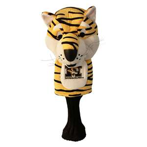 University of Missouri Tigers Golf Mascot Headcover