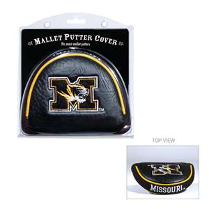 University of Missouri Tigers Golf Mallet Putter Cover