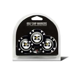University of Missouri Tigers Golf 3 Pack Golf Chip
