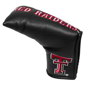Texas Tech Red Raiders Golf Tour Blade Putter Cover