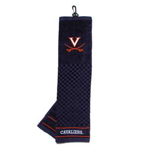 University of Virginia Cavaliers Golf Embroidered Towel 25410