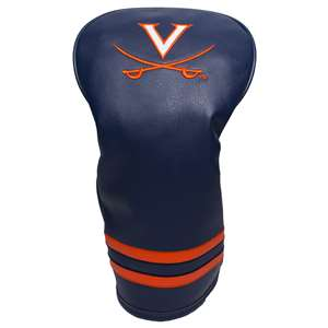University of Virginia Cavaliers Golf Vintage Driver Headcover 25411