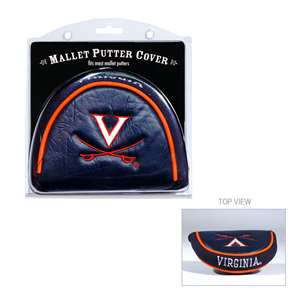 University of Virginia Cavaliers Golf Mallet Putter Cover 25431