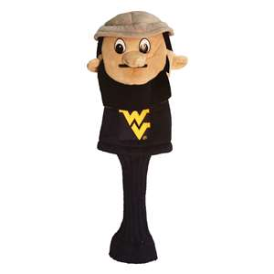 University of West Virginia Mountaineers Golf Mascot Headcover