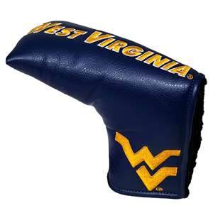 University of West Virginia Mountaineers Golf Tour Blade Putter Cover