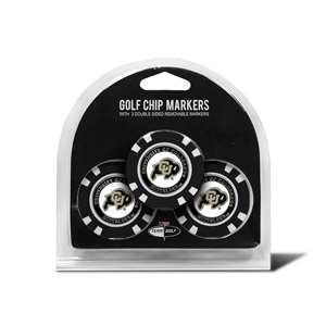 University of Colorado Buffaloes Golf 3 Pack Golf Chip