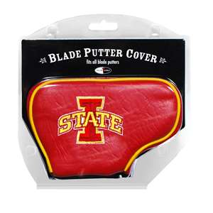 Iowa State University Cyclones Golf Blade Putter Cover
