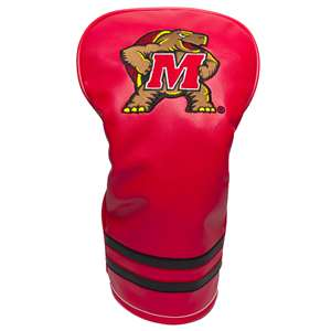 University of Maryland Terrapins Golf Vintage Driver Headcover 26011