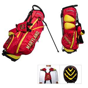 University of Maryland Terrapins Golf Fairway Stand Bag