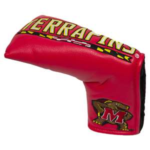 University of Maryland Terrapins Golf Tour Blade Putter Cover 26050