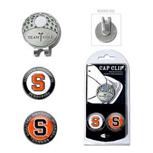 Syracuse Uninversity Orange Golf Cap Clip Pack