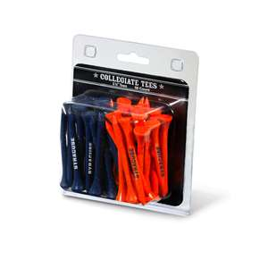 Syracuse Uninversity Orange Golf 50 Tee Pack