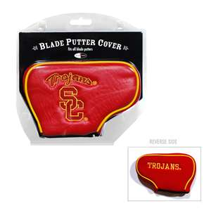 University of Southern California USC Trojans Golf Blade Putter Cover