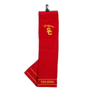 University of Southern California USC Trojans Golf Embroidered Towel 27210