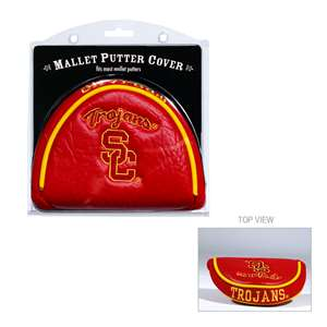University of Southern California USC Trojans Golf Mallet Putter Cover 27231