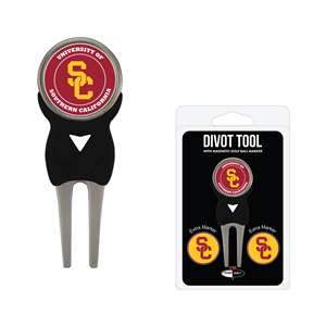 University of Southern California USC Trojans Golf Signature Divot Tool Pack  27245
