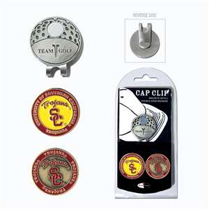 University of Southern California USC Trojans Golf Cap Clip Pack 27247
