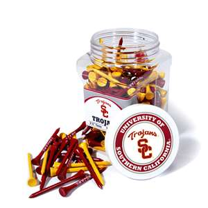 University of Southern California USC Trojans Golf 175 Tee Jar
