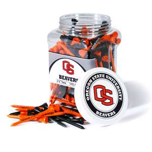 Oregon State University Beavers Golf 175 Tee Jar