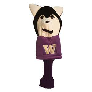University of Washington Huskies Golf Mascot Headcover