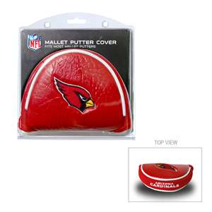Arizona Cardinals Golf Mallet Putter Cover