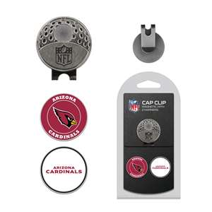 Arizona Cardinals Golf Cap Clip Pack
