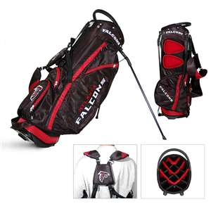 Atlanta Falcons Golf Fairway Stand Bag