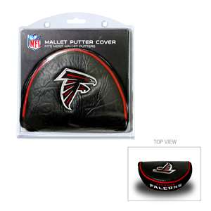 Atlanta Falcons Golf Mallet Putter Cover