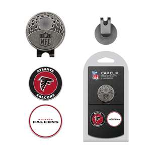 Atlanta Falcons Golf Cap Clip Pack