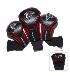 Atlanta Falcons Golf 3 Pack Contour Headcover