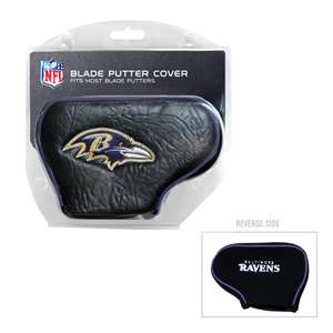 Baltimore Ravens Golf Blade Putter Cover