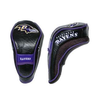 Baltimore Ravens Golf Hybrid Headcover