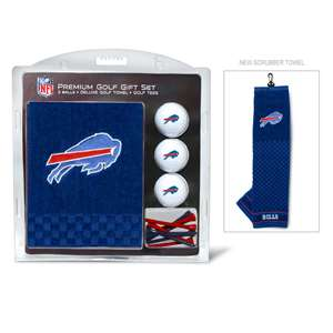 Buffalo Bills Golf Embroidered Towel Gift Set