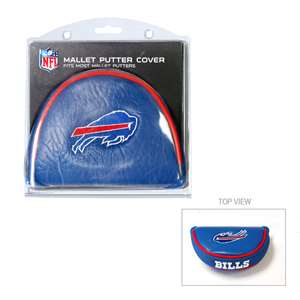 BUFFALO BILLS Golf Club Mallet Putter Headcover