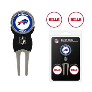 Buffalo Bills Golf Signature Divot Tool Pack