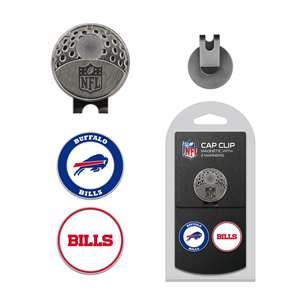 Buffalo Bills Golf Cap Clip Pack